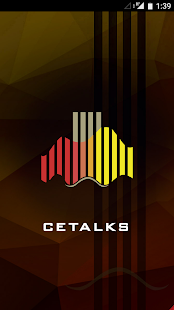 CETALKS- screenshot thumbnail