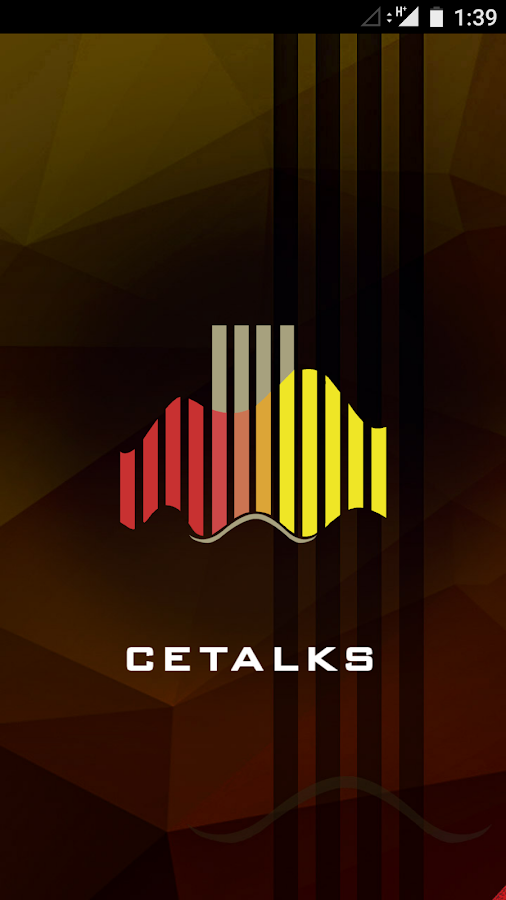 CETALKS- screenshot