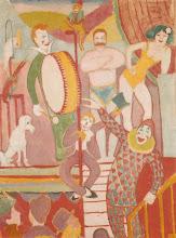 """Photo: August Macke, """"Il circo"""" (1912)"""