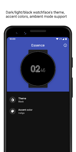 Essence: Watchface for Wear OS screenshot 2