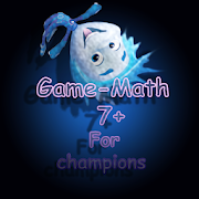 Game- Math 7+ fun puzzle game forChildrenAndAdults