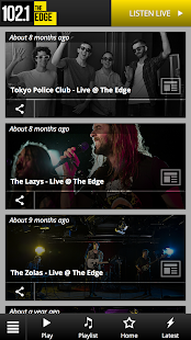 102.1 the Edge- screenshot thumbnail