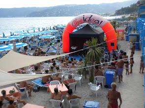 Photo: il Mago Marti - Bergeggi - Summer tour 2010