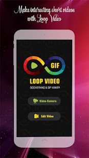Video Looper - Boomerang & Gif Maker - náhled