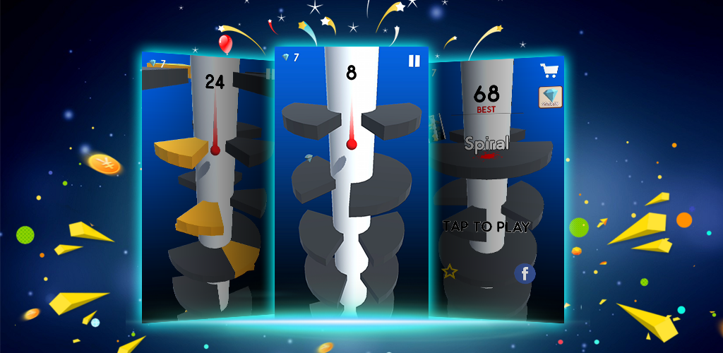 Download Helix Jump 2 by Classic Puzzle Games APK latest