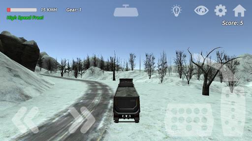Truck Simulation Race IV 3D