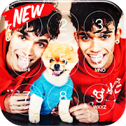 Lucas and Marcus Lock Screen icon