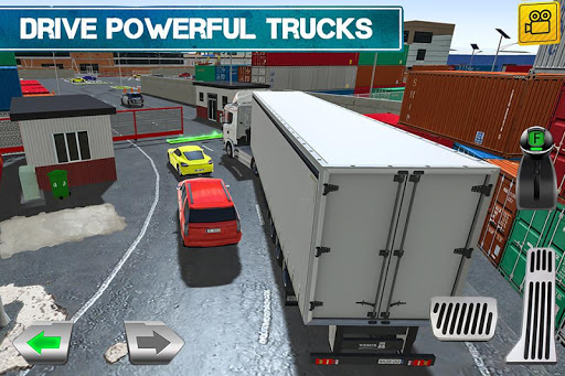 Cargo Crew: Port Truck Driver 1.1 Mod screenshots 2
