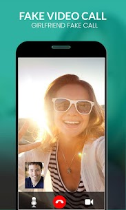 Fake Video Call : Fake Call With Girlfriend App Download For Android 2
