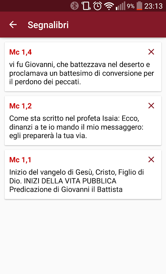 Favoloso Bibbia Cattolica - App Android su Google Play ON13