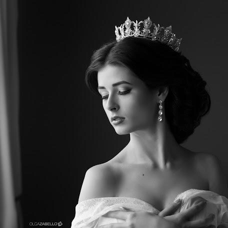 Wedding photographer Olga Zabello (id154538383). Photo of 08.02.2018