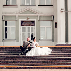 Wedding photographer Yuliya Dudina (dydinahappy). Photo of 26.11.2017
