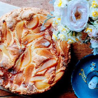 Pear and Cinnamon Cake Recipe