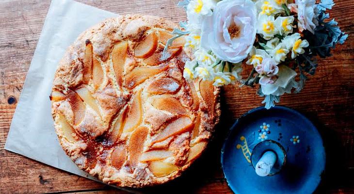 Pear and Cinnamon Cake Recipe