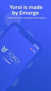 Yoroi - The Cardano Wallet