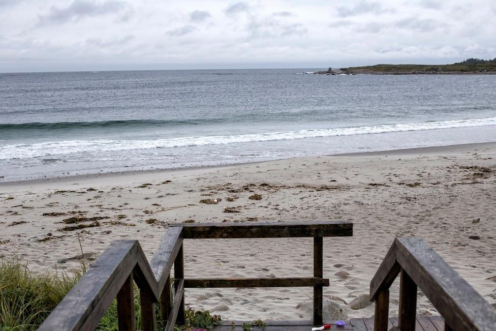 plaża, Crystal Crescent Beach Provincial Park