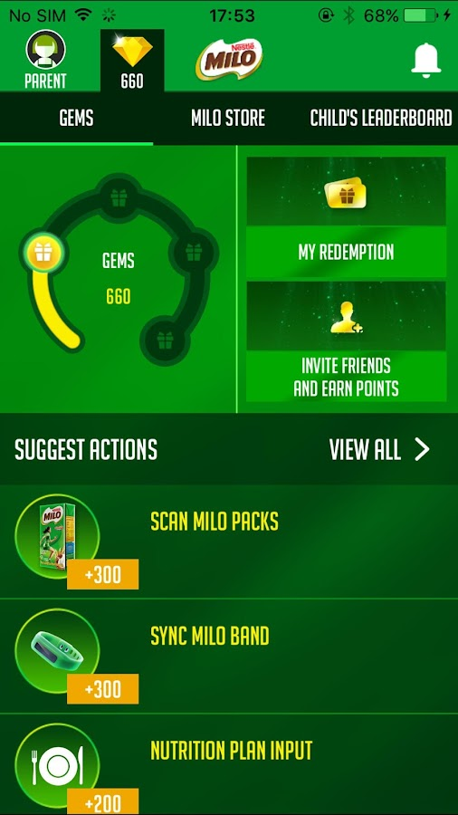 MILO Champions ANZ- screenshot