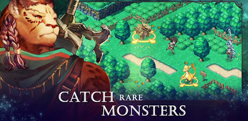 Catch, train, and evolve 200+ monsters in this captivating fantasy RPG!