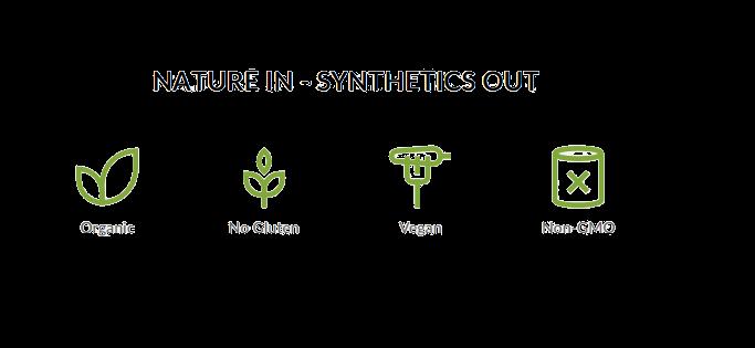 Prirodno je In- Sintetika je out -Tečni zeolit clean slate