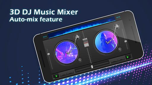 3d Dj Music Mixer Sound Booster For 2018 App Apk Free Download
