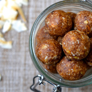 Coconut & Ginger Energy Balls Recipe