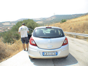 Photo: Araba kiraladık.   Rental car.
