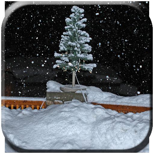 个人化の降雪ライブ壁紙 LOGO-記事Game