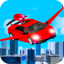 Flying Car Driver 2018 APK