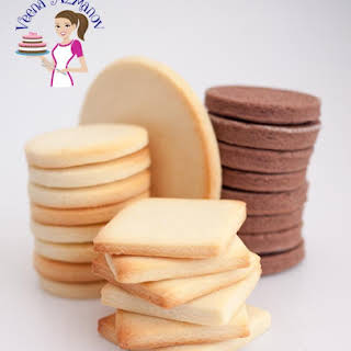 Vanilla Sugar Cookies.