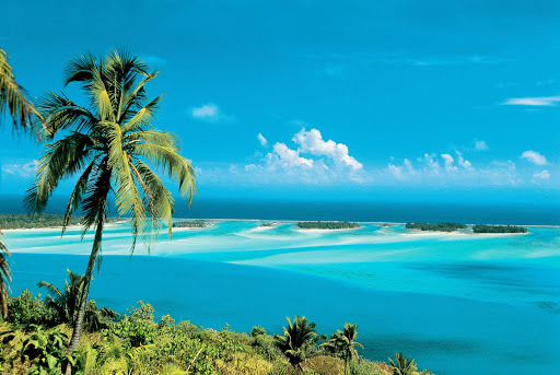 Courtesy of Paul Gauguin Cruises  Can you say wanderlust? Great sightseeing abounds for Paul Gauguin guests visiting Bora Bora.