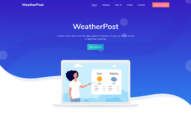 WeatherPost