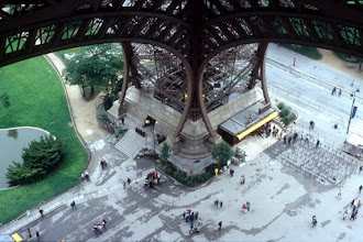 Photo: Tour d'Eiffel