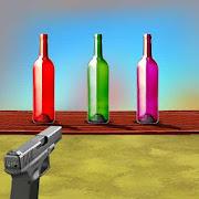 3D Bottle Shoot : Gun Shooting Games