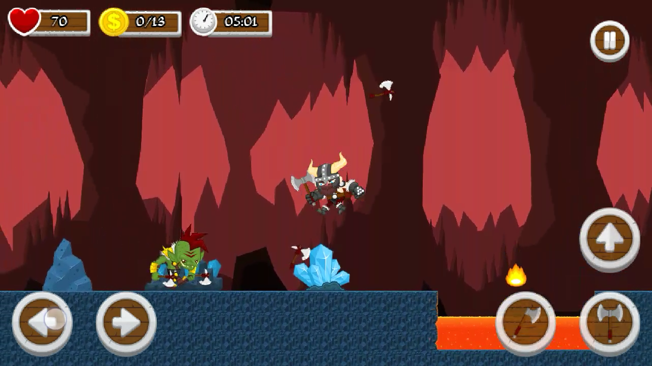 Vikings Doom - Game of Justice- screenshot