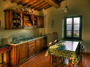 Photo: Kitchen @ Panzano in Chianti, Tuscany, Italy