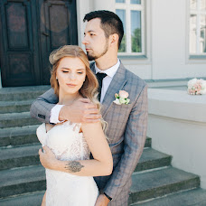 Wedding photographer Yuliya Petrova (Petrova). Photo of 10.07.2018