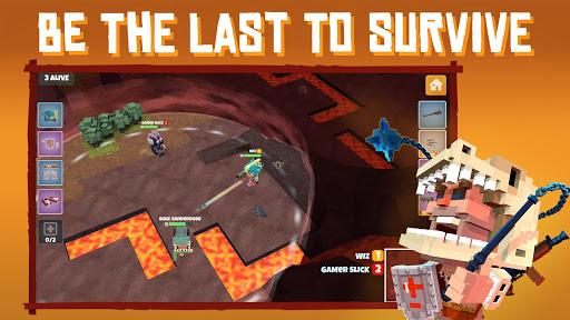 Dinos Royale - Savage Multiplayer Battle Royale 1.0 screenshots 2