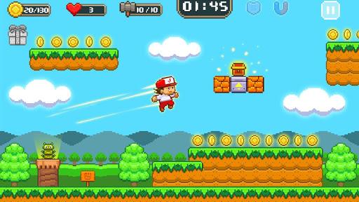 Super Jim Jump - pixel 3d 3.5.5002 Screenshots 3