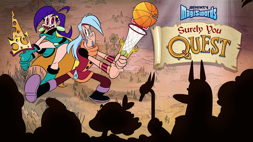Surely You Quest - Magiswords for PC