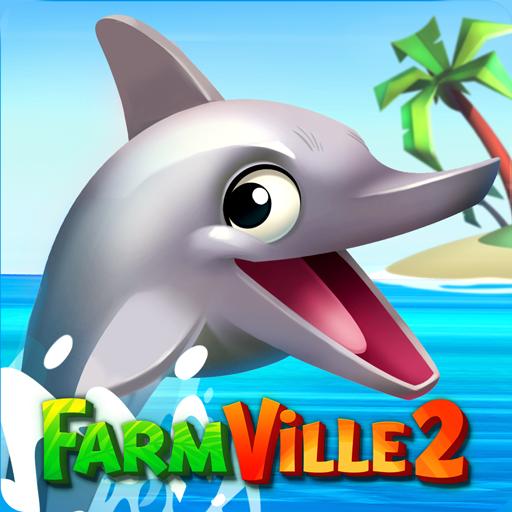 FarmVille 2: Tropic Escape APK Cracked Download