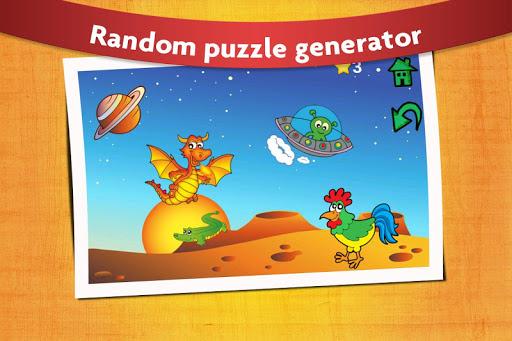 Kids Peg Puzzle Game screenshot 5