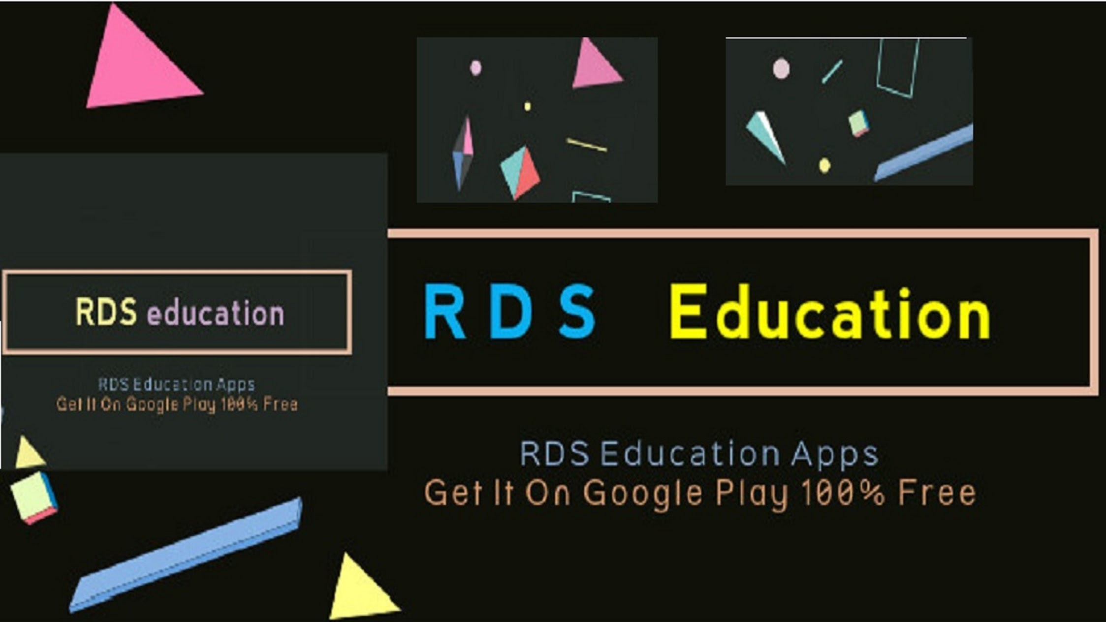 RDS EDUCATION APPS