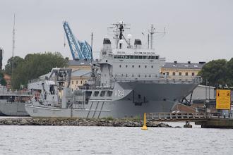 Photo: HMS Belos