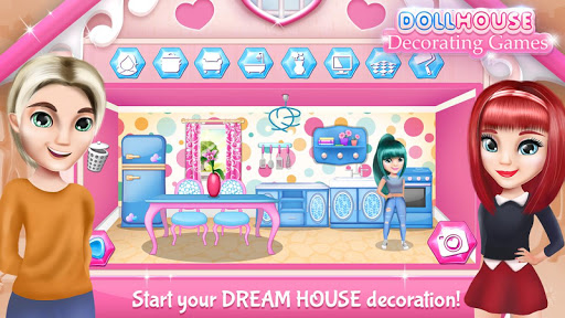 Foto do Dollhouse Decorating Games