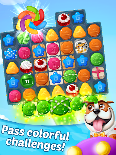 Sky Puzzle: Match 3 Game 1.1.5 screenshots 7