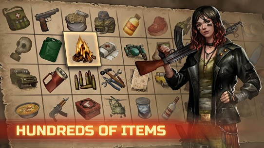 Day R Survival Premium Mod Apk 1.665 (No Ads + 1000 Caps) 2