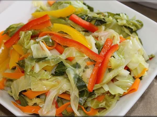 Confetti Cabbage Recipe