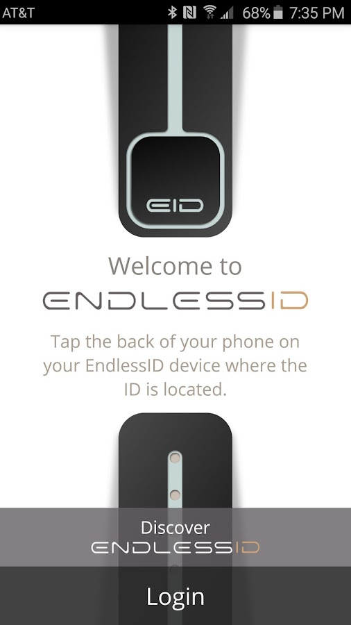 EndlessID- screenshot