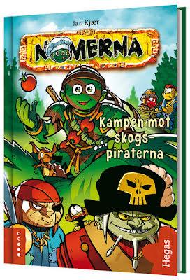 Nomerna - Kampen mot skogs-piraterna