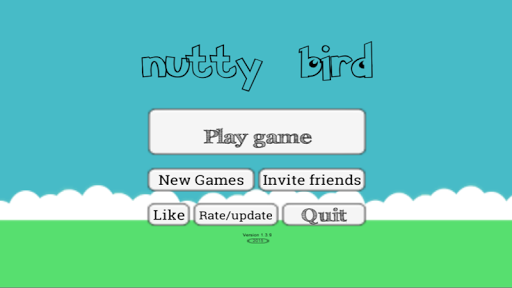 Nutty bird